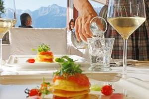 SŸdtirol, Shooting Kulinarisch, Hotel Fragsburg,