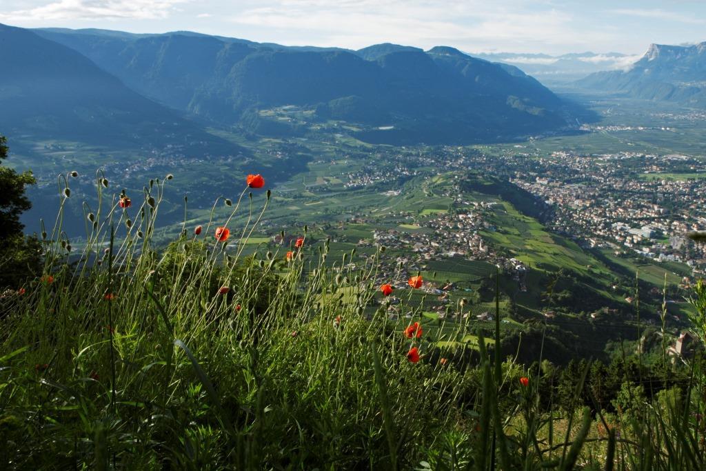 Südtirol, Dorf Tirol