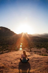 Cathedral-Meditation © Arizona Office of Tourism