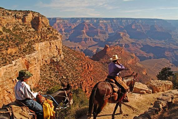 Western Rim Grand Canyon Tours