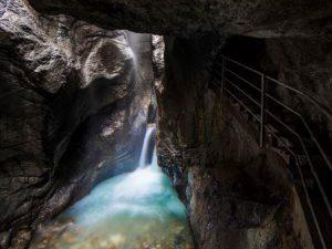 Die Rosenlauischlucht im Berner Oberland ~ Foto: David Birri