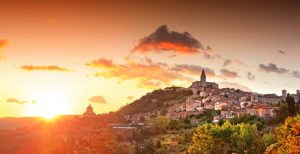 Umbrien_Todi Sunset
