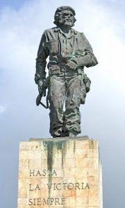Che-Guevara-Monument in Santa Clara