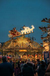 """#HolyHamburg: Weihnachtsmärkte & stille Nächte in der Weihnachtsmetropole des Nordens. Weiterer Text über ots und www.presseportal.de/nr/75051 / Die Verwendung dieses Bildes ist für redaktionelle Zwecke honorarfrei. Veröffentlichung bitte unter Quellenangabe: """"obs/Hamburg Marketing GmbH"""""""